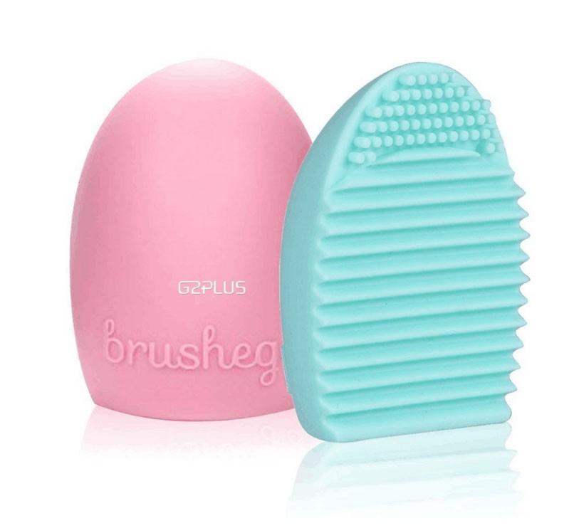 Brushegg: Per Pulire I Pennelli Makeup -75 X 45 X 25 Mm