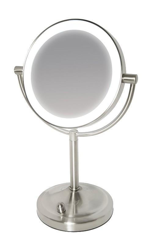 Specchio Cosmetico Con Luce A LED- Homedics