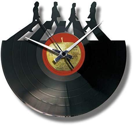 Orologio In Vinile Da Parete The Beatles