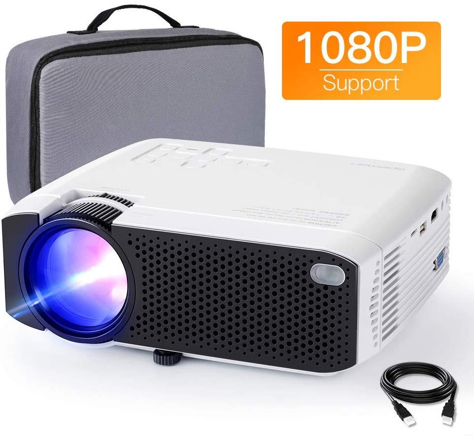 Videoproiettore Portatile Full HD1080P
