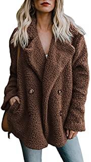 Cappotto Invernale Modello Teddy