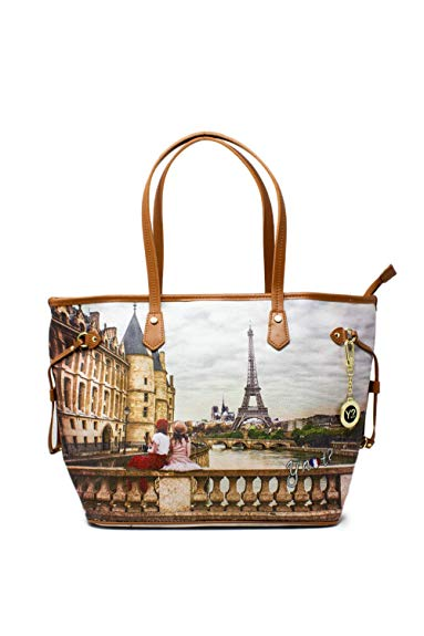 Borsa Shopping Bag WHY NOT Parigi