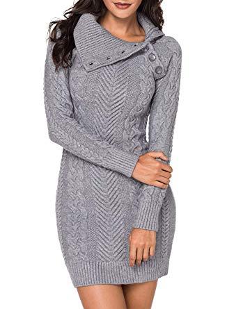 Maglione Pullover Donna Vestito