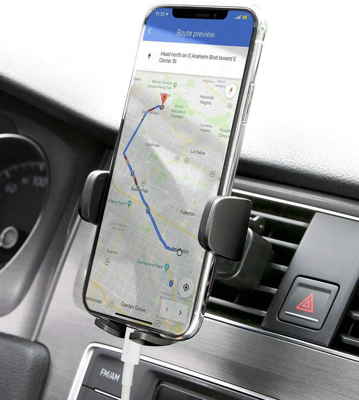 Supporto Cellulare Auto 360 Gradi Di Rotazione