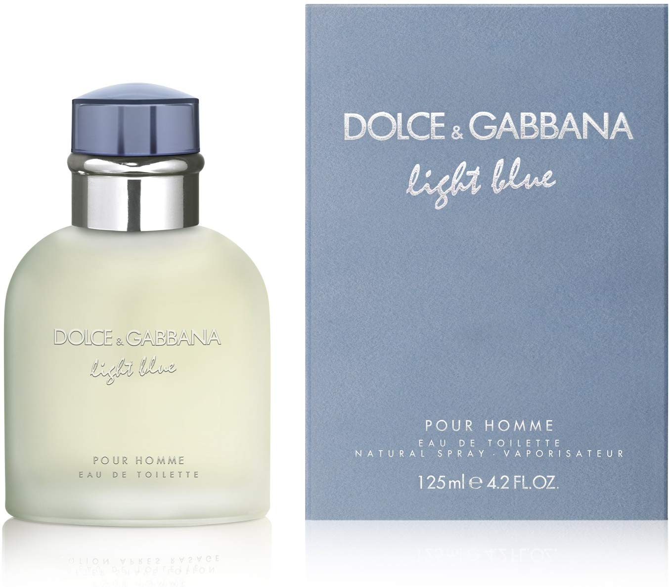 Profumo Uomo Dolce & Gabbana Light Blue 125ml