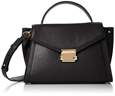 Borsa A Mano Michael Kors Whitney Donna Handbag Nero