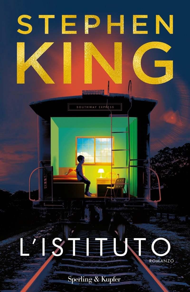 Libro Horror: L'istituto Di Stephen King