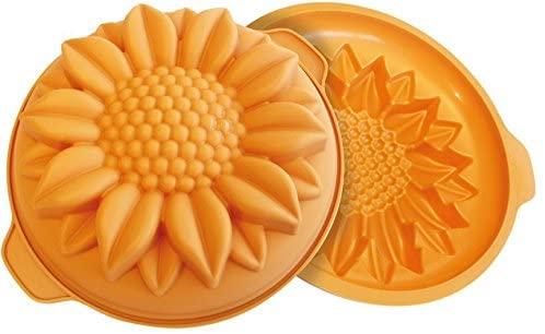 Stampo In Silicone Per Torta A Forma Di Girasole