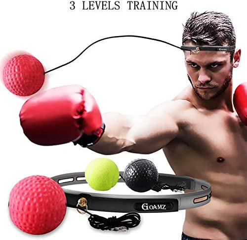Reflex Ball – Boxe Palla Per Allenare Riflessi