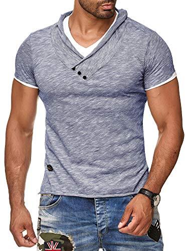 Maglietta Da Uomo Con Scollo