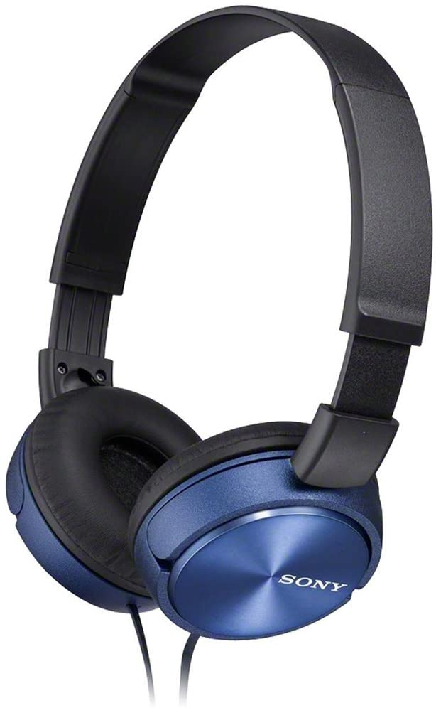 Sony Cuffie On-Ear, Blu