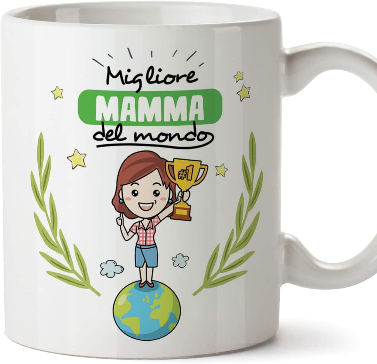 Tazza In Ceramica – Migliore Mamma Del Mondo