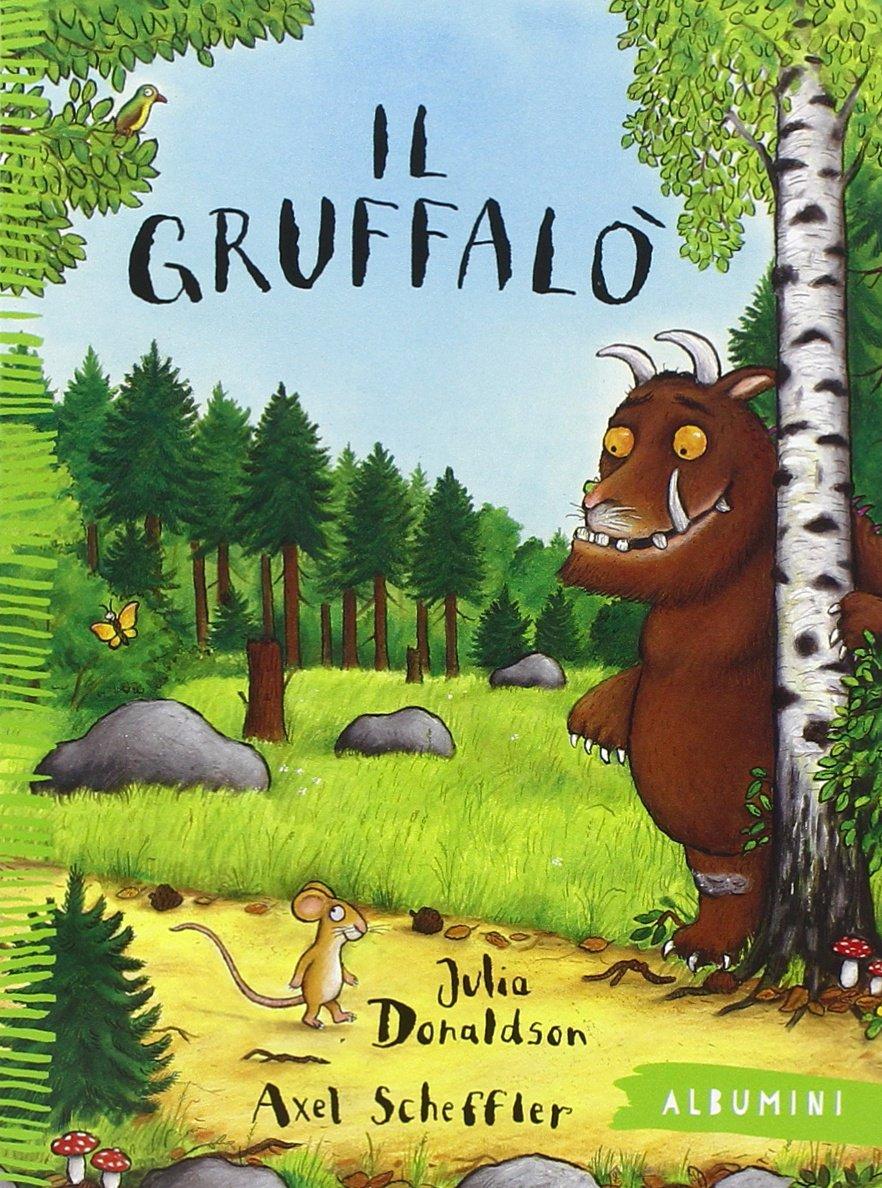 Libro Bambini Il Gruffalò. Ediz. Illustrata