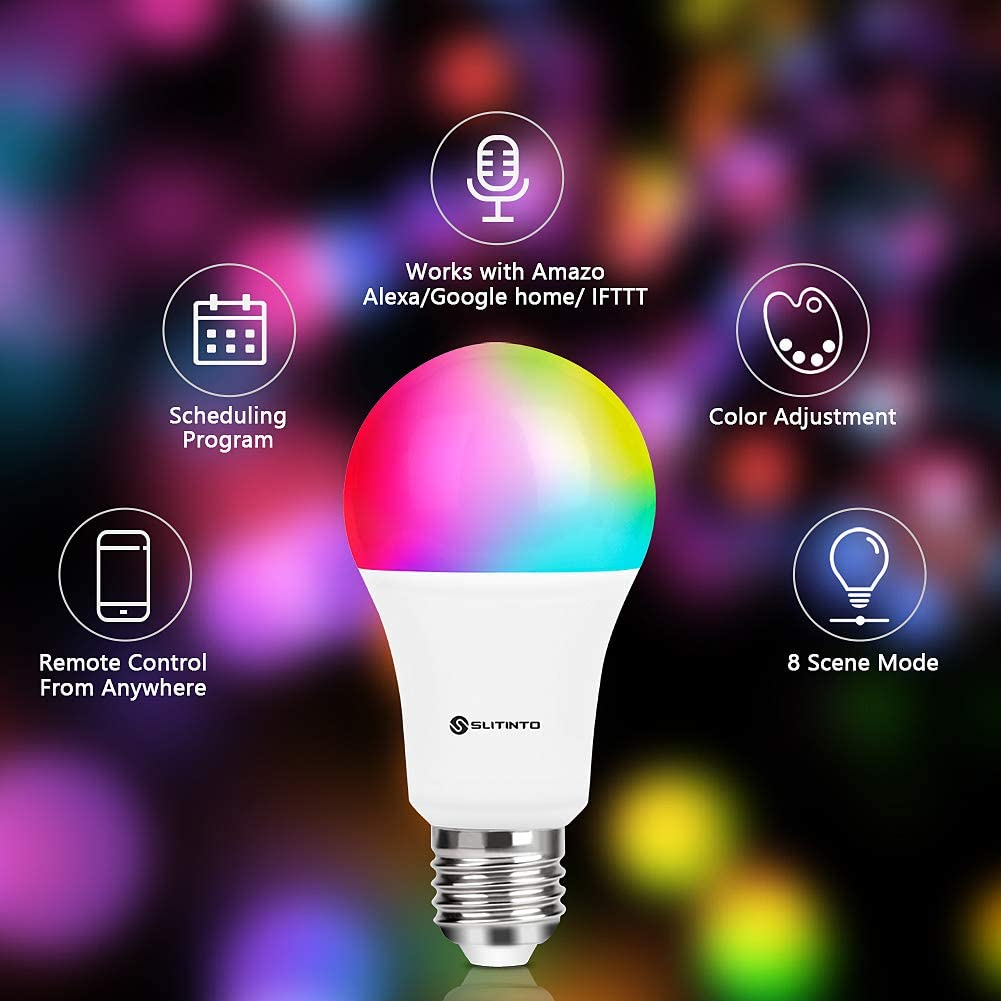 Lampadina Led Smart Multicolore