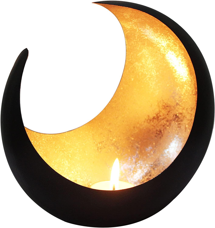 Lanterna Portacandele Orientale In Metallo