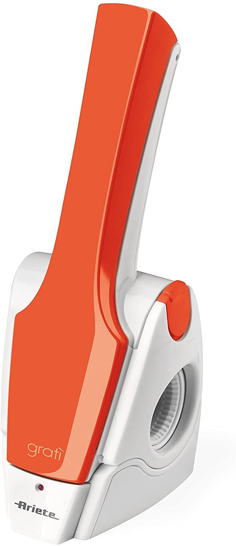 Ariete – Grattugia Elettrica Fino A 1kg Di Formaggio, Rullo Acciaio Inox