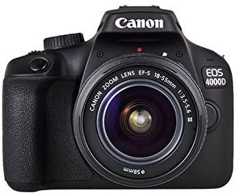 Canon Italia EOS 4000D + EF-S DC III Fotocamera Reflex
