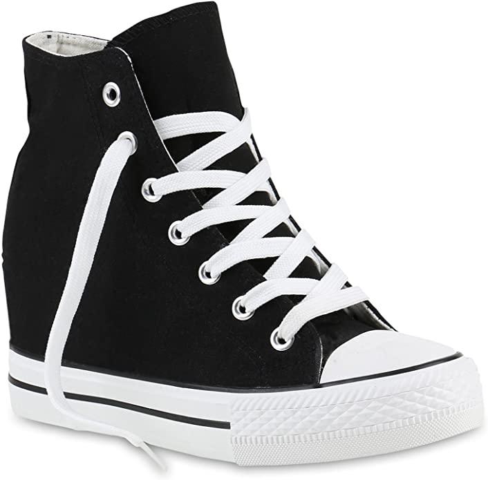 Sneaker Da Donna Con Il Tacco
