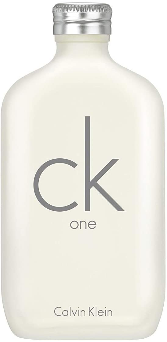 Calvin Klein CK-One Eau De Toilette, Unisex, 200 Millilite