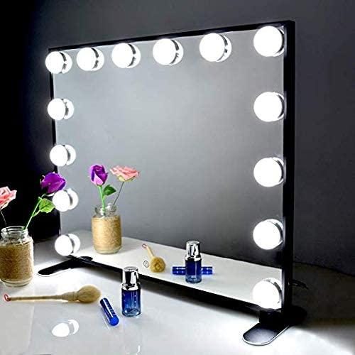 Specchio Makeup Con Luci A LED E Touch Control