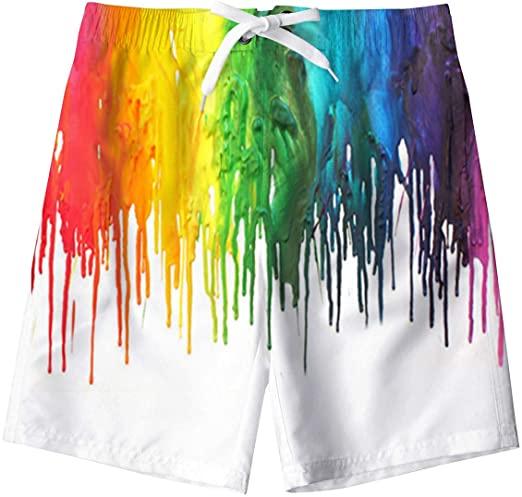 Pantaloncini Da Bagno Ragazzo 5-16 Anni