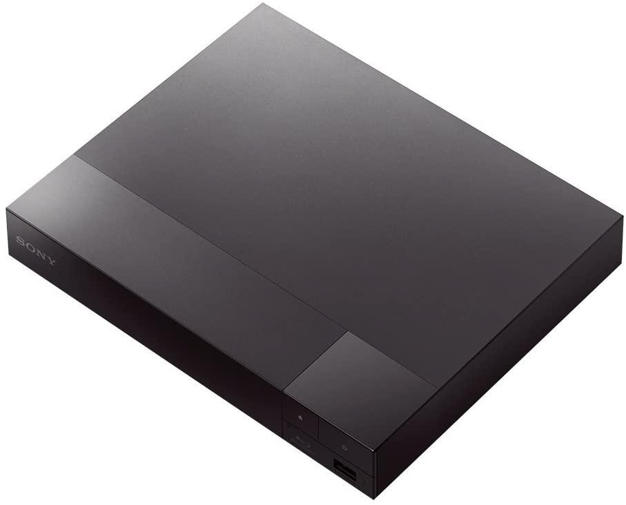 Sony Lettore Blu-Ray Full HD, USB, HDMI, Ethernet, Wi-Fi, Nero