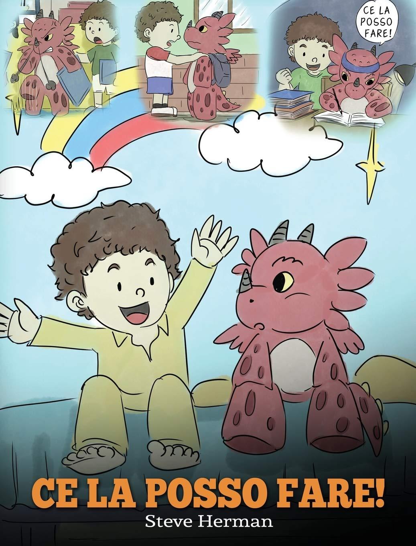 Ce La Posso Fare! Libro Per Bambini