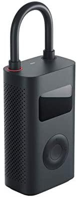 Compressore Digitale Portatile A Batteria Con Sensore Pressione Per Moto, Bici, Auto