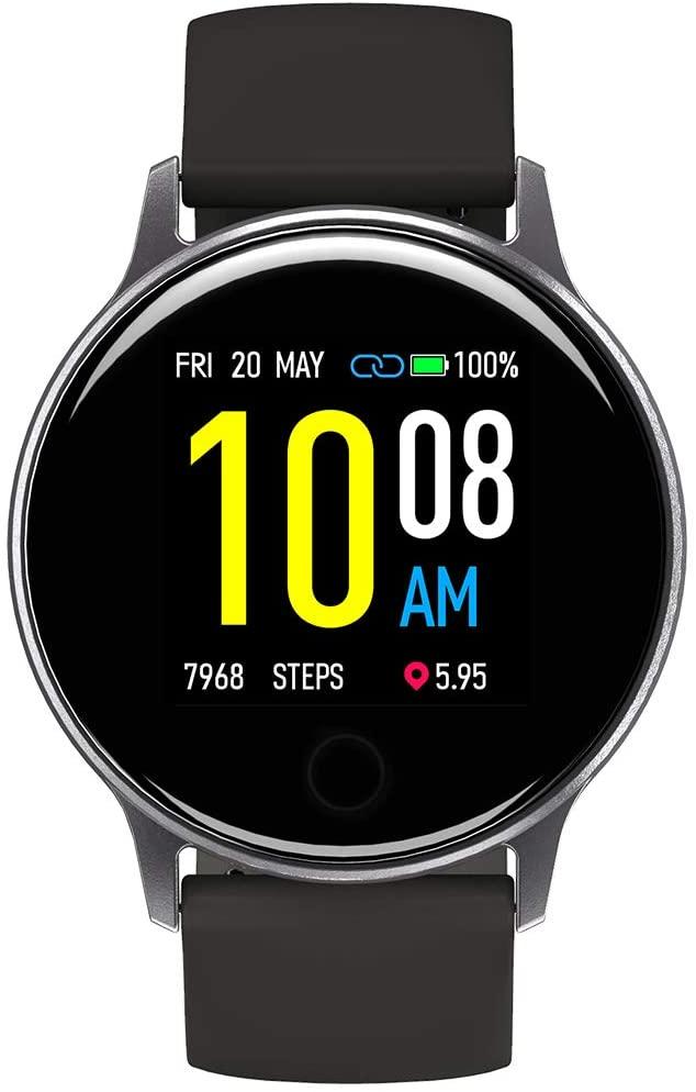 Smartwatch Orologio Fitness Tracker Uomo Donna Impermeabile