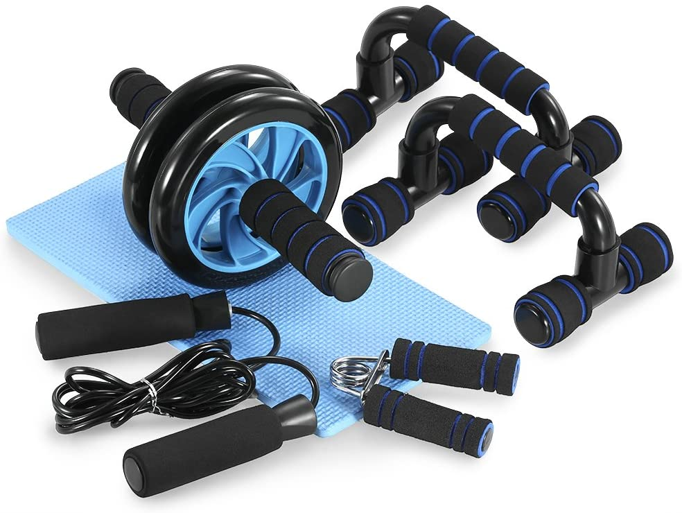 5-in-1 Attrezzi Fitness Workout Set