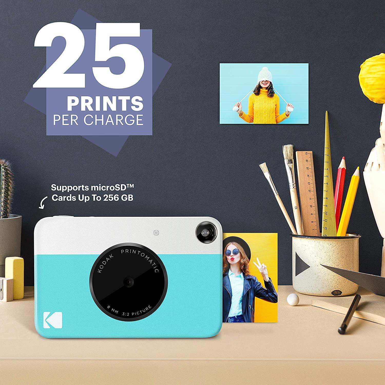 KODAK Fotocamera Istantanea Foto A Colori Su Carta Fotografica