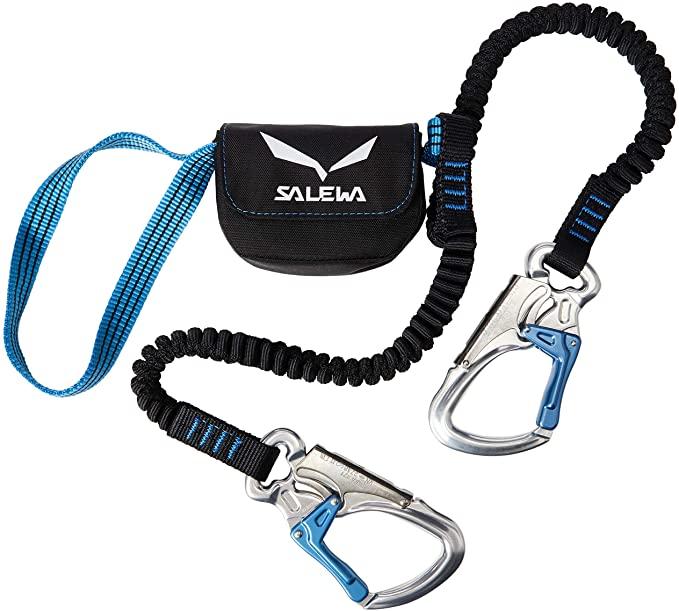 Salewa Premium Attac, Set Moschettoni Via Ferrata Unisex Adulto
