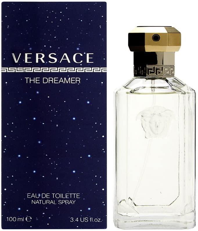 Versace Dreamer – Eau De Toilette Uomo Spray, 100