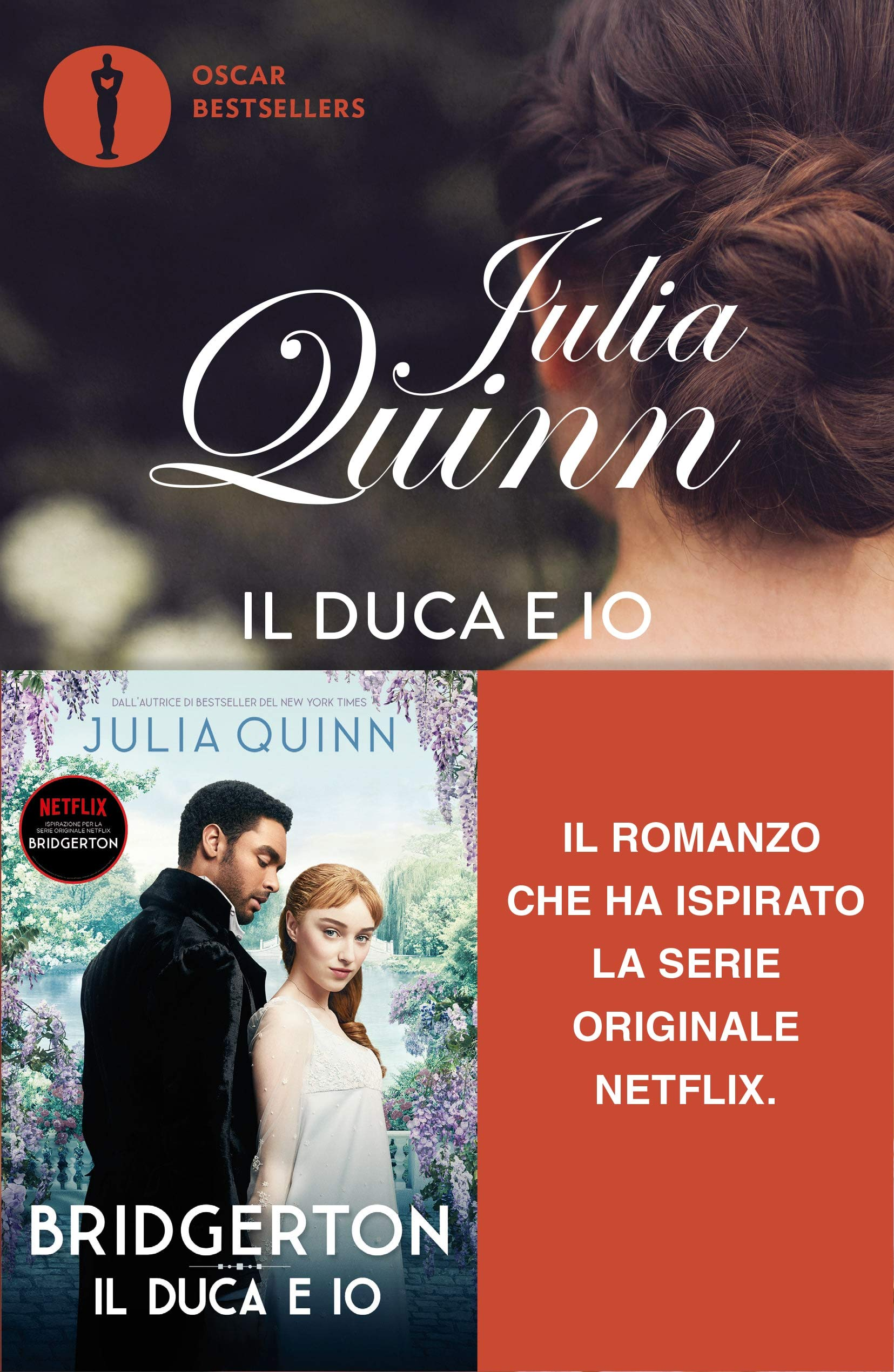 Libro Il Duca E Io. Serie Bridgerton (Vol. 1)