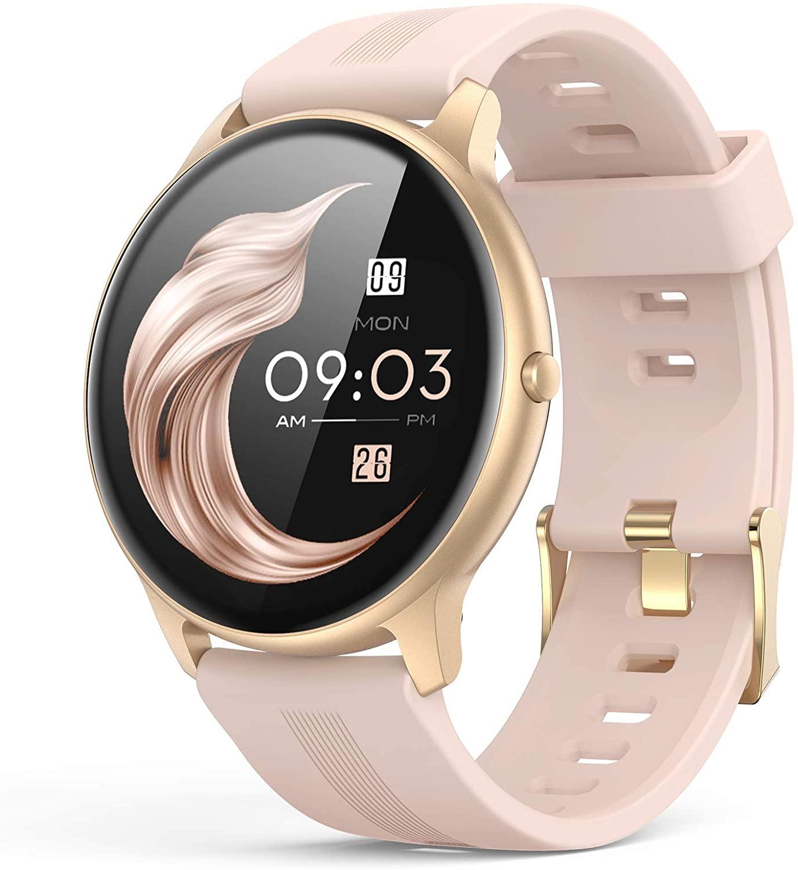 AGPTEK Smartwatch Donna Fitness Impermeabile