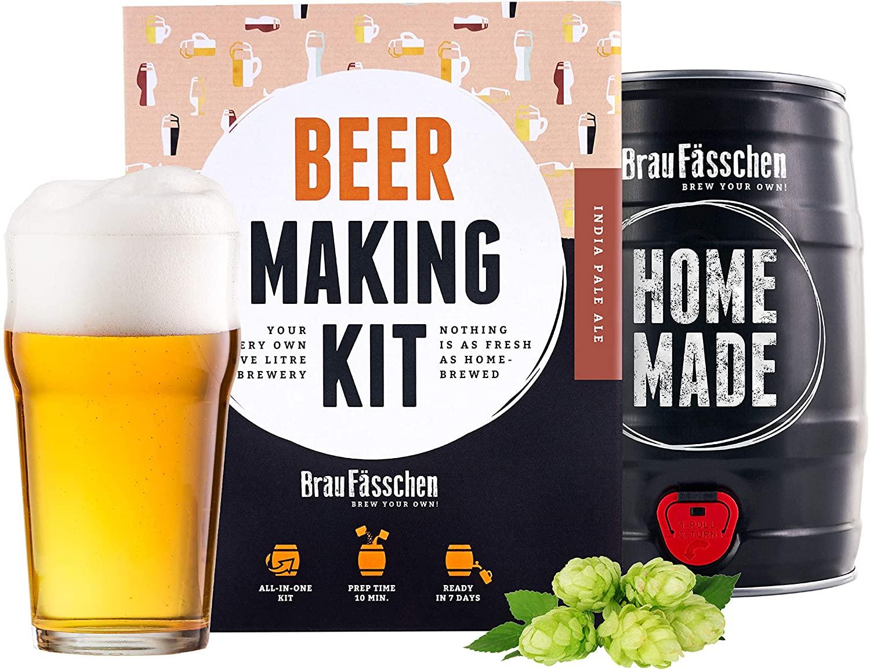 Kit Premium Per Fare La Birra A Casa