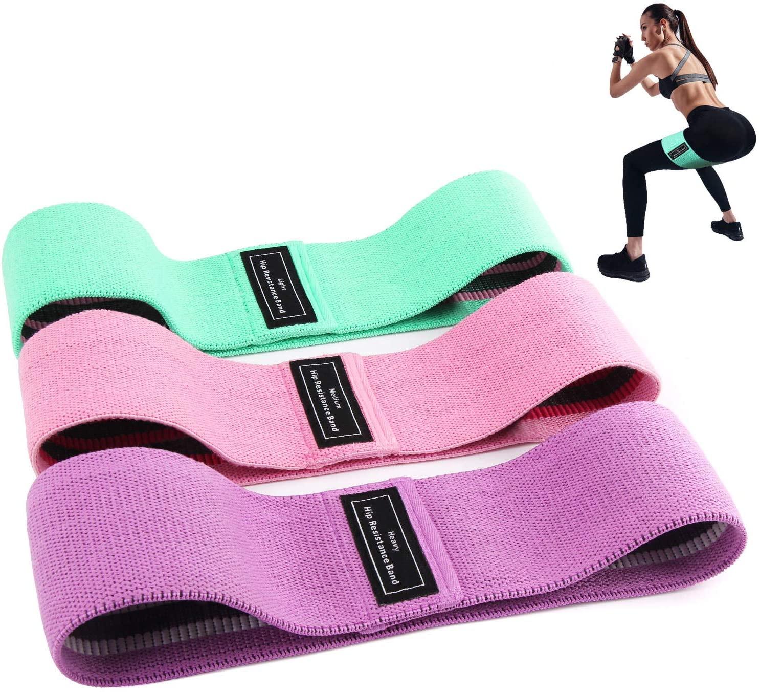 Elastici Fitness (3 Pezzi), Bande Elastiche Di Resistenza
