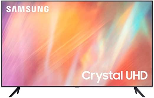 Samsung Smart TV 55″ Serie AU7100, Modello AU7190, Crystal UHD 4K