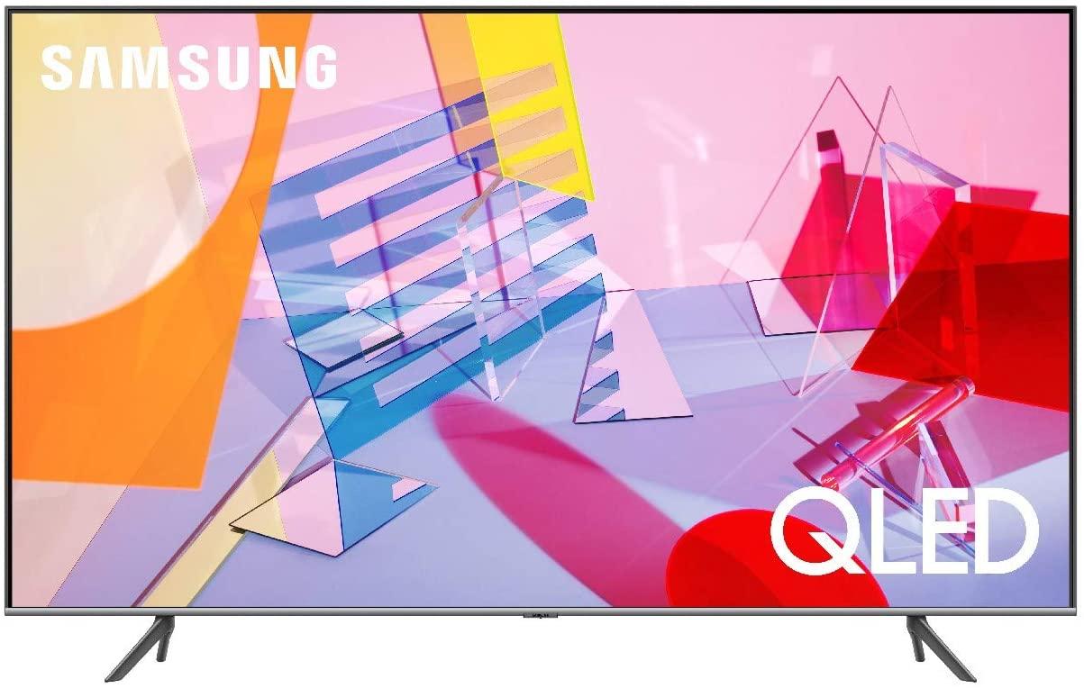 Samsung TV QE50Q64TAUXZT Serie Q60T Modello Q64T QLED Smart TV 50″Ultra HD 4K