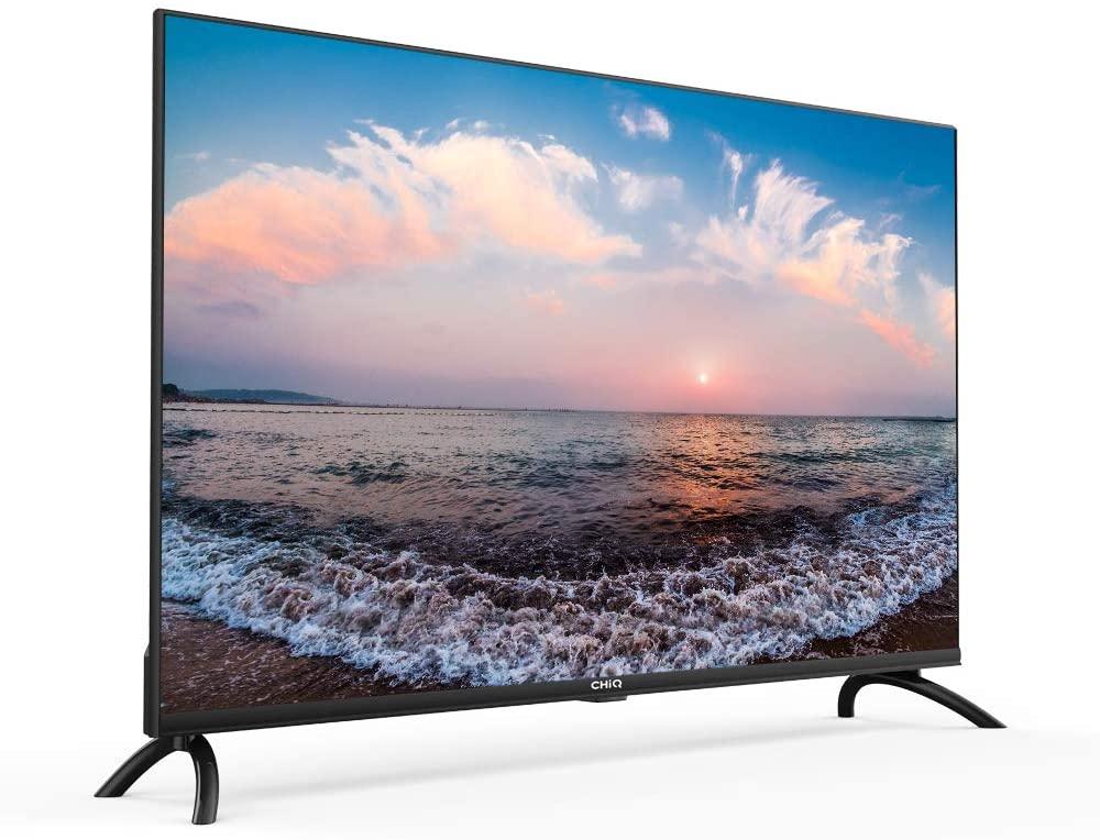 CHiQ L32H7N HD Smart TV, 32 Pollici, HDR, DVB-T2/C/S2, Frameless Design
